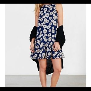Anthropologie Lucca Couture Blue printed f…